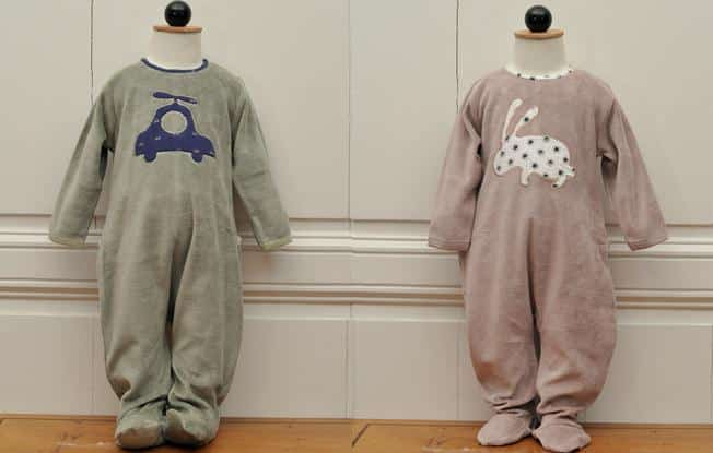 La Tribu des Vêtus : les pyjamas la queue du chat