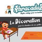 mobilier et objets vintage pour enfants : abracadabroc