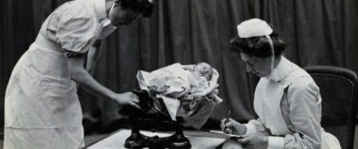 bronchiolite de bébé