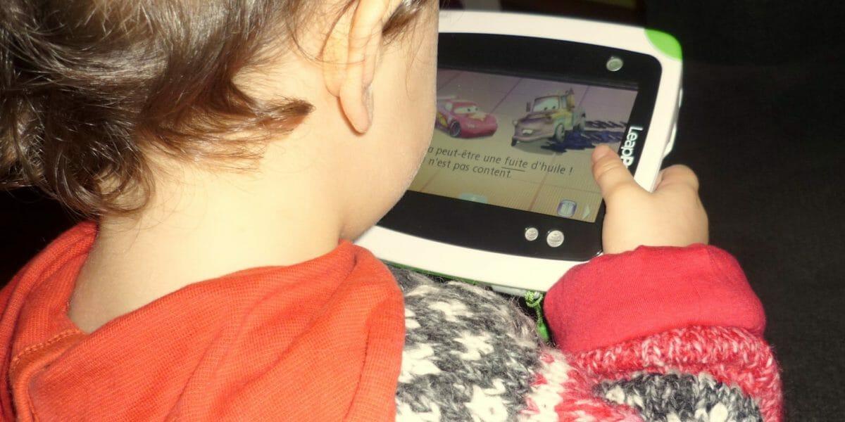 tablette éducative LeapPad de LeapFrog, le test