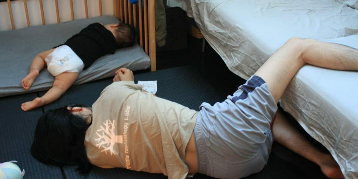 fatigue des jeunes parents : 6 astuces pour lutter contre la fatigue