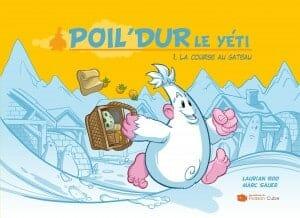 livres pour enfants Poil'Dur
