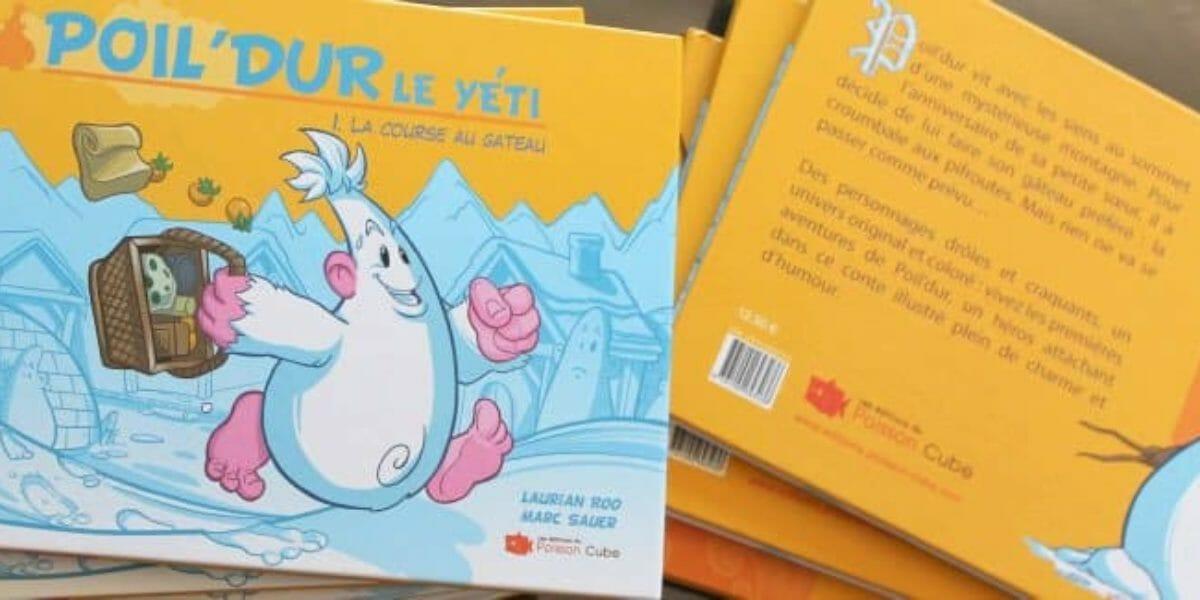 livres pour enfants : POILDUR