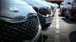 Kia Carens, voiture compacte et sportive