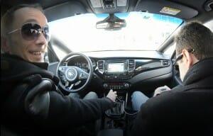 Kia Carens, une voiture pour papas modernes