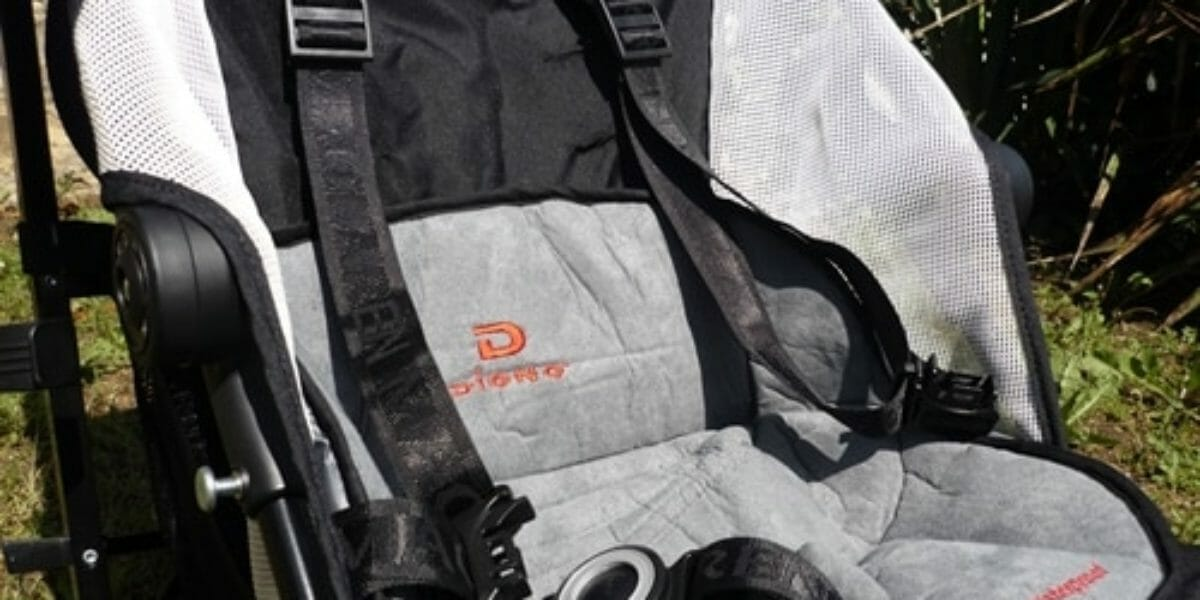 Diono dry seat, tapis de siège étanche