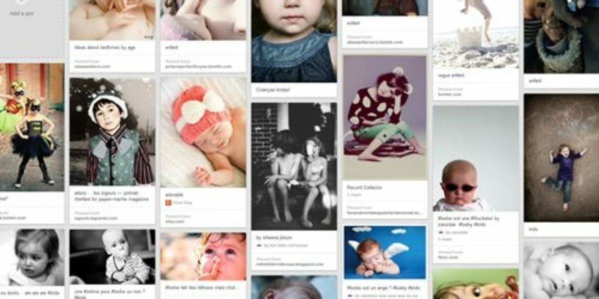 Pinterest campagne en France