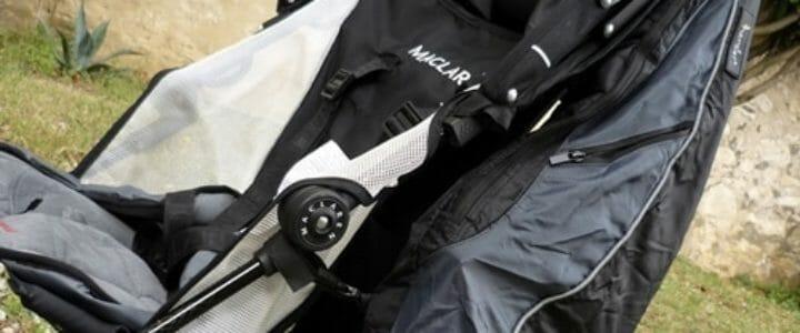 sac pour poussette Hamster Bag