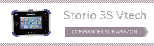 Storio 3S Vtech pas cher