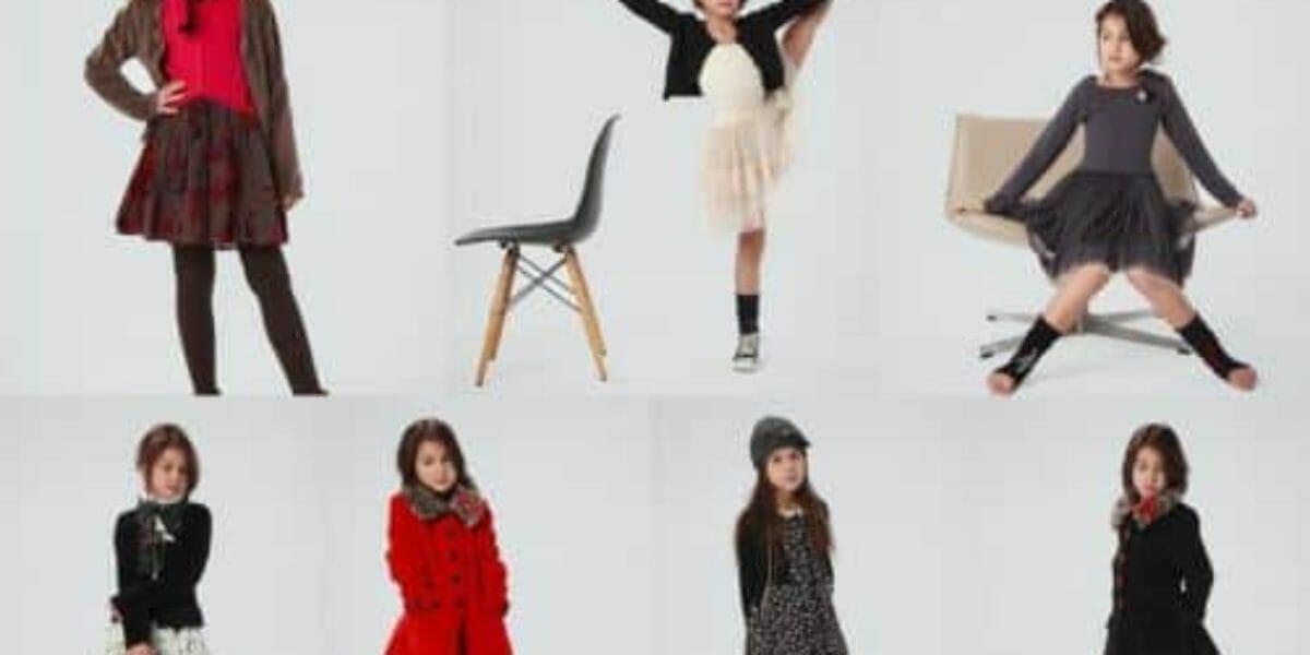 Eliane et Lena, la mode enfant pour les filles élégantes