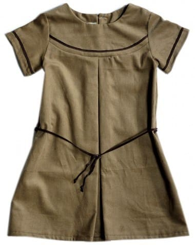 petithood : robe hortence