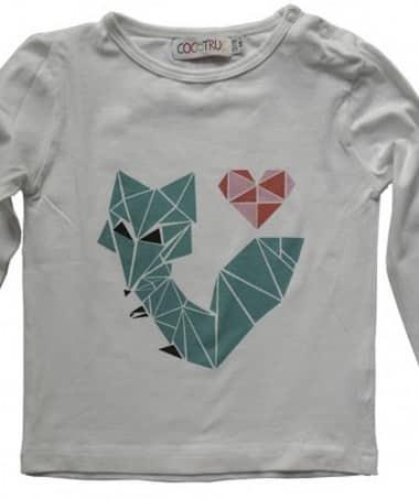 petithood : teeshirt kitsune