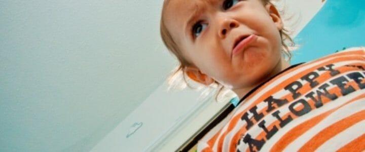 20 trucs pour déclencher la colère d'un enfant