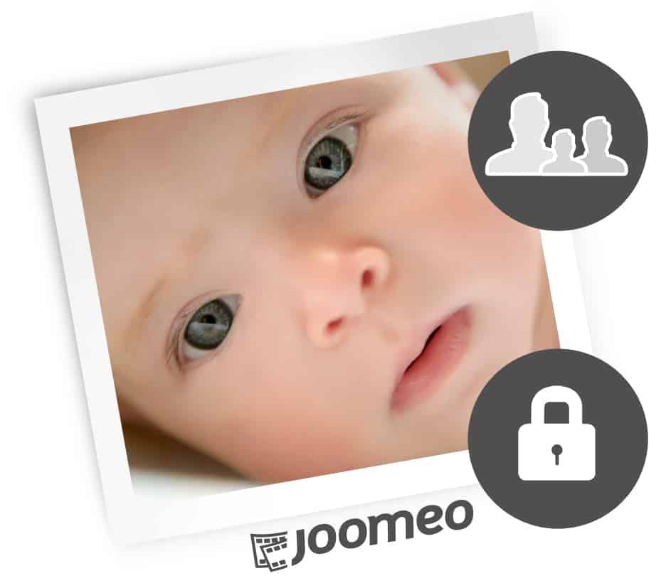 Joomeo, stockage photos gratuit