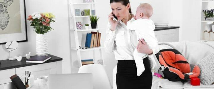 10 bonnes excuses pour refourguer bébé à sa mère