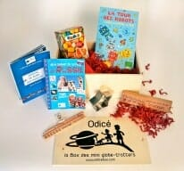 Box pour enfants Odicé box