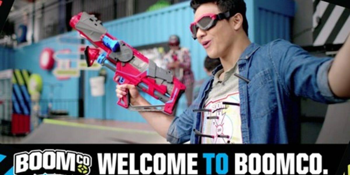 BOOMco : jeu de blaster pour enfants à partir de 6 ans