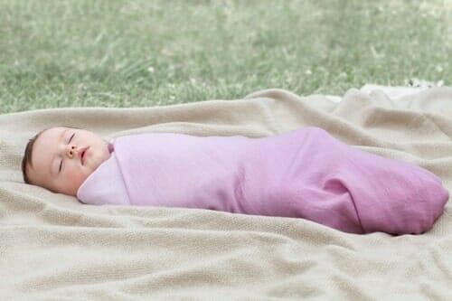 aden + anais : mousseline de mérinos pour le confort des bébés