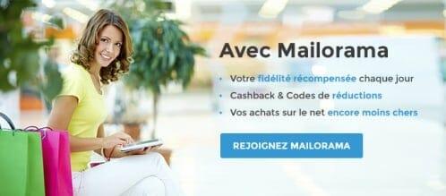 Mailorama : cashback pour les parents
