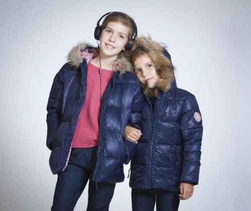 Acanthe : mode classique pour enfant