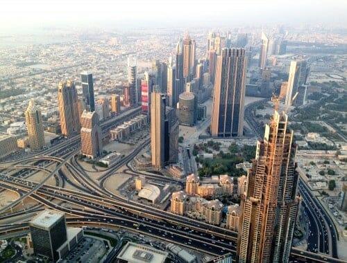 Dubai - architecture demesuree