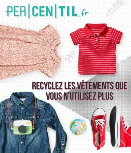 revendez les vêtements de vos enfants