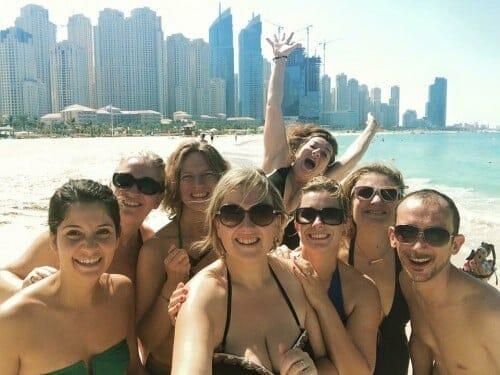 Blog trip à Dubaï