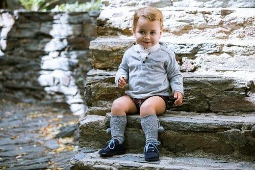 chaussures anglaises enfants