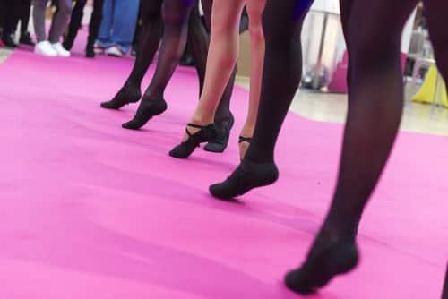 Efluent mums 2015 : danse