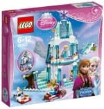palais reine des neiges Lego