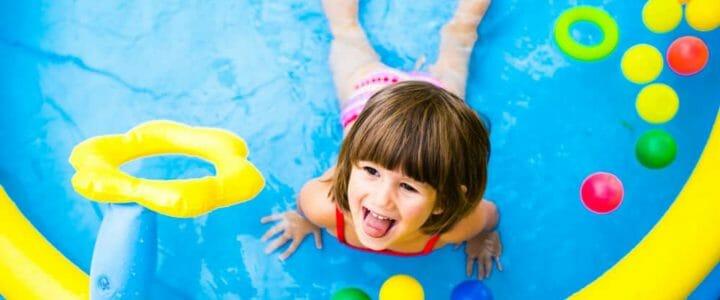 piscine pour enfant - la sélection