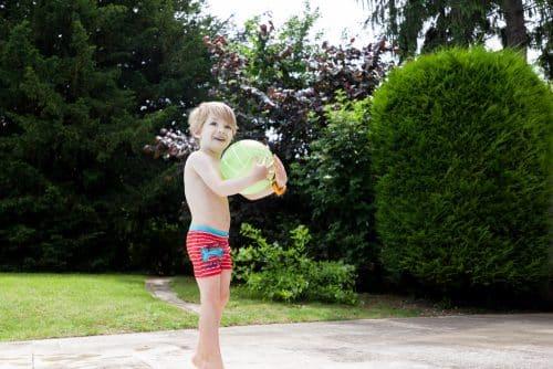No stress : bracelet enfant anti noyade piscine
