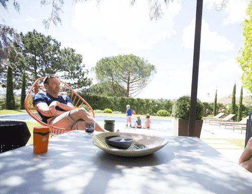 No Stress : dispositif anti noyade piscine