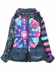 Manteau pour fille Desigual