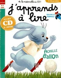 magazine pour enfant J'apprends à lire