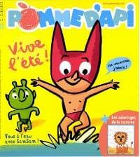 magazine pour enfant Pomme d'Api