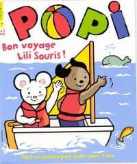 magazine pour enfant Popi