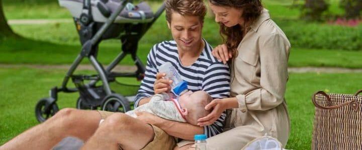 biberon et tetine Perfect Sense Bébé Confort