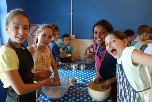 sejour à l'etranger pour enfants avec SILC