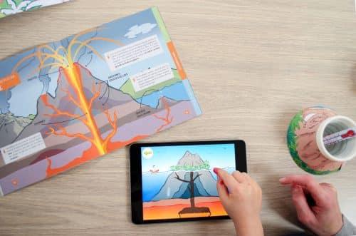 kit Pandacraft : une activité manuelle, un magazine et une appli