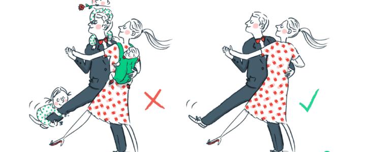 pourquoi profiter d'une soirée en amoureux quand on est parents