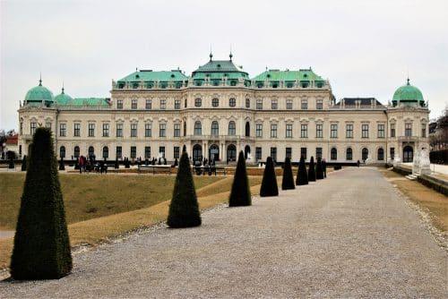 Musée du Belvédère supérieur à Vienne pour découvrir Klimt et Schiele