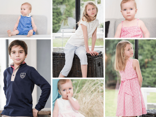 Acanthe vêtements enfants