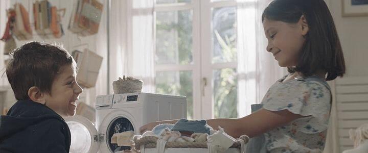 sensibiliser les enfants au partage des tâches ménagères
