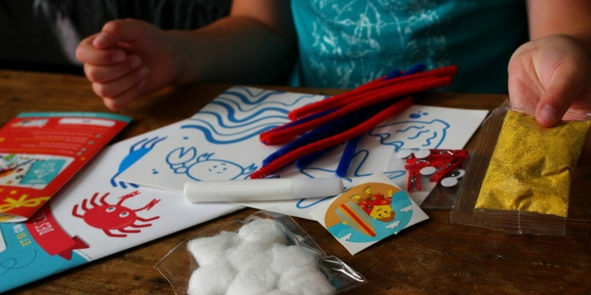 Toucanbox - kit créatif pour enfants