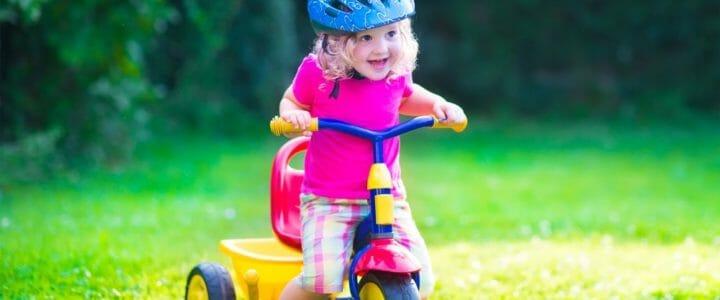 Sélection de tricycles évolutifs pour enfants