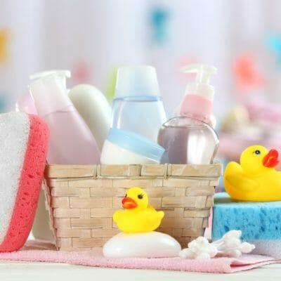 transat de bain bébé