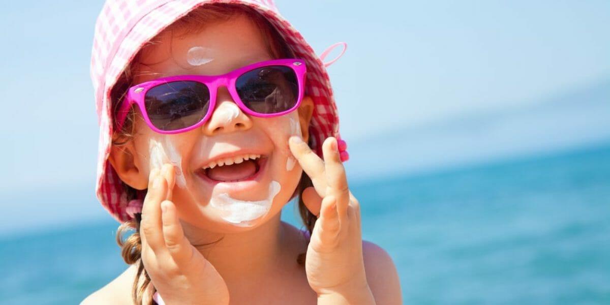 quelle crème solaire bébé et enfant choisir