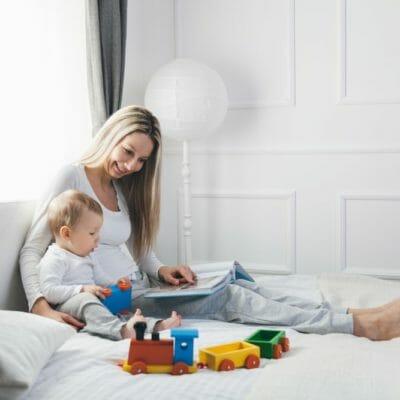 magazine pour enfant et bébé