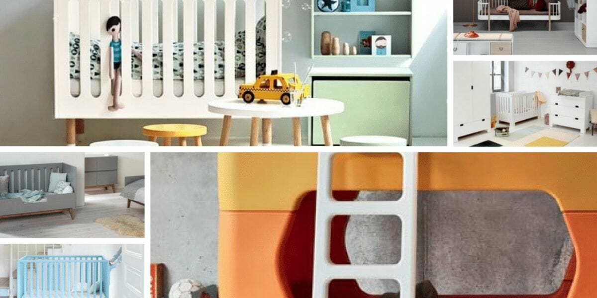 sélection meubles design pour enfant